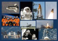 STS-127 NASA Space Shuttle Mission Photo Pack